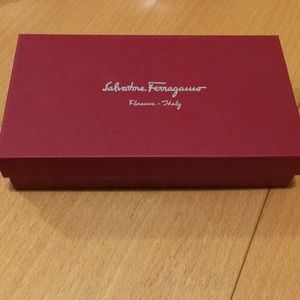 Salvatore Ferragamo box only